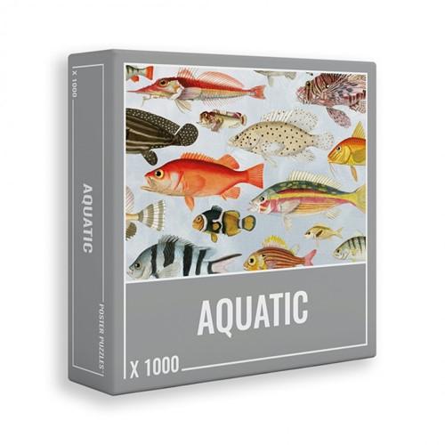 Aquatic Puzzel (1000 stukjes)