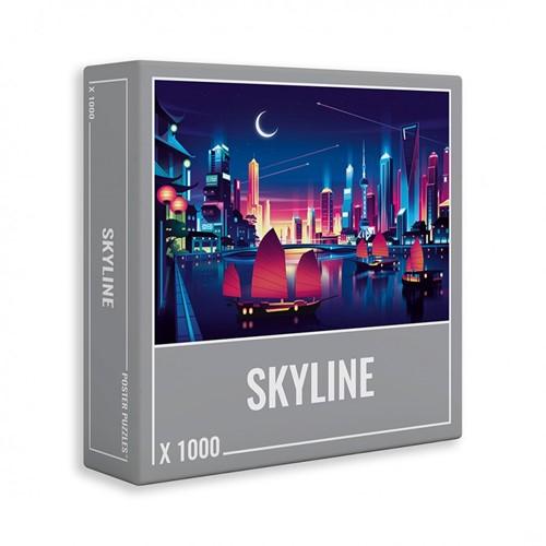Skyline Puzzel (1000 stukjes)