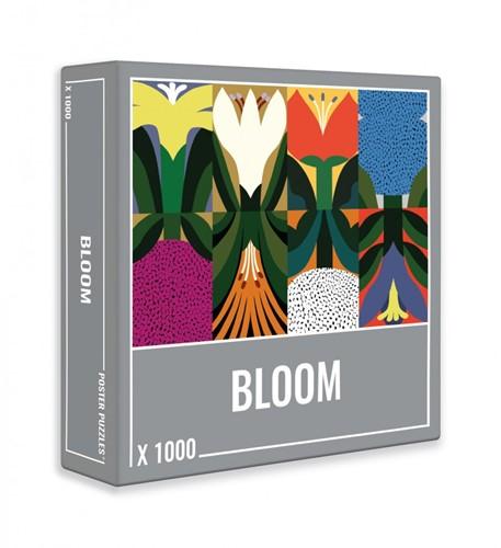 Bloom Puzzel (1000 stukjes)