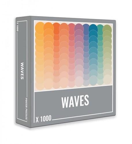 Waves Puzzel (1000 stukjes)