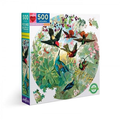 Hummingbirds Puzzel (500 stukjes)