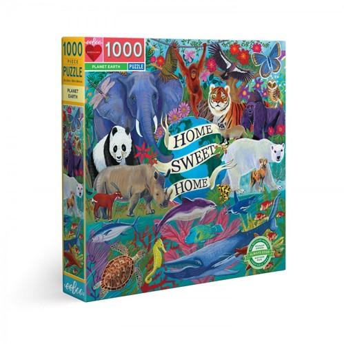 Planet Earth Puzzel (1000 stukjes)