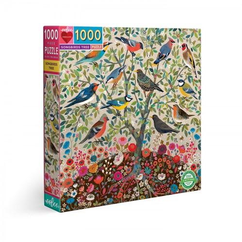 Songbirds Tree Puzzel (1000 stukjes)