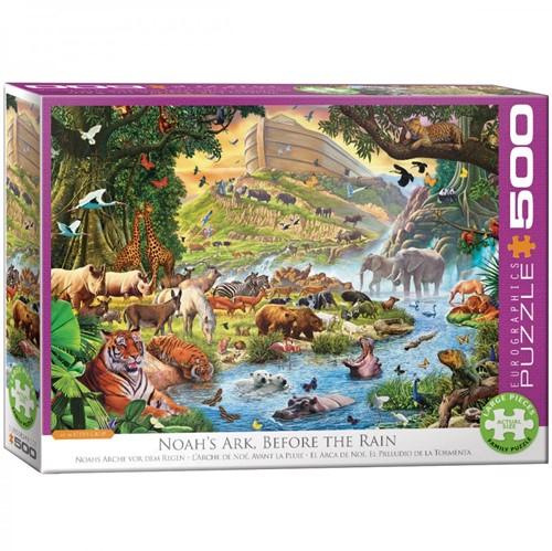 Noah`s Ark Before the Rain Puzzel (500 XL stukjes)