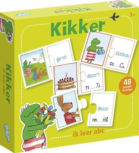 De Wereld van Kikker - Ik leer ABC