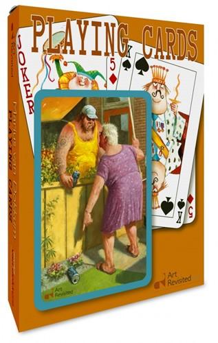 Marius van Dokkum Speelkaarten