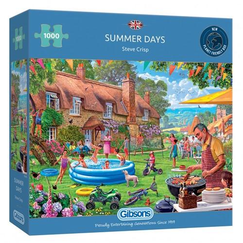 Summer Days Puzzel (1000 stukjes)