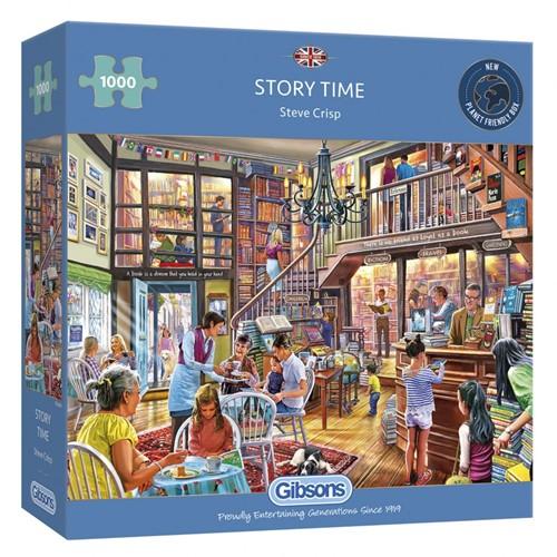 Story Time Puzzel (1000 stukjes)