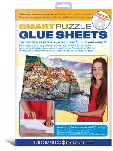Smart Puzzle Glue Sheet