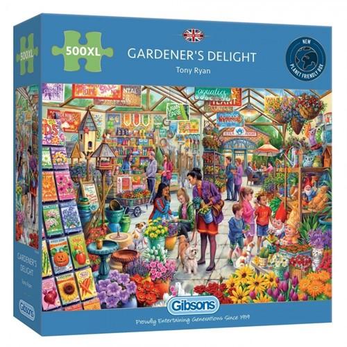 Gardener's Delight Puzzel (500 XL stukjes)