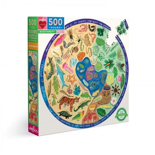 Biodiversity Puzzel (500 stukjes)