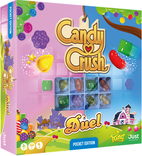 Candy Crush - Duel Pocket Edition