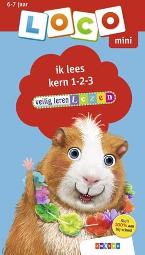 Loco Mini - Veilig Leren Lezen - Ik Lees Kern 1-2-3
