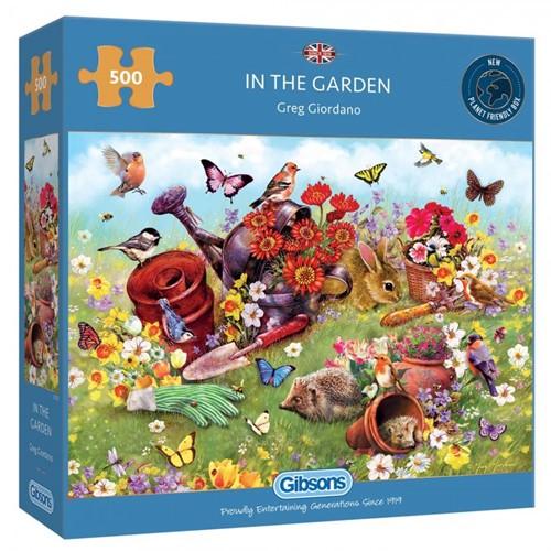In the Garden Puzzel (500 stukjes)