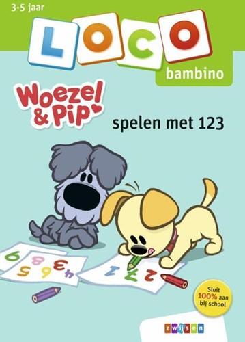 Loco Bambino - Woezel & Pip Spelen met 123