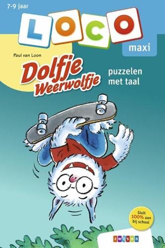 Loco Maxi - Dolfje Weerwolfje - Puzzelen met Taal