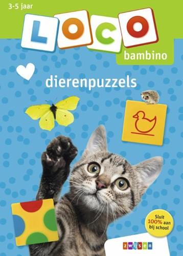 Loco Bambino - Dierenpuzzels