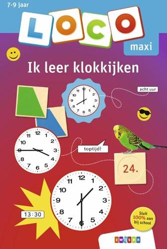 Loco Maxi - Ik Leer Klokkijken