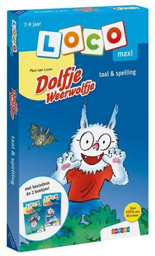 Loco Maxi - Dolfje Weerwolfje Pakket - Taal en Spelling