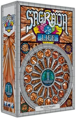 Sagrada - The Great Facades Life