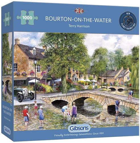 Bourton on Water Puzzel (1000 stukjes)