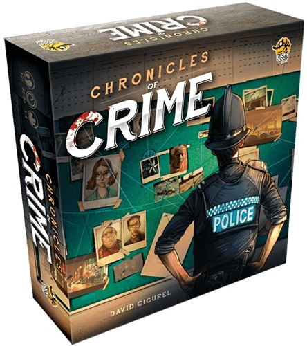 Chronicles of Crime (Engelse versie)