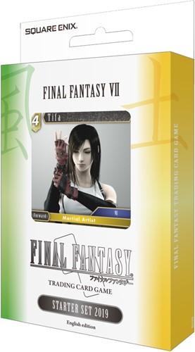 Final Fantasy TCG VII-19 Starter Set