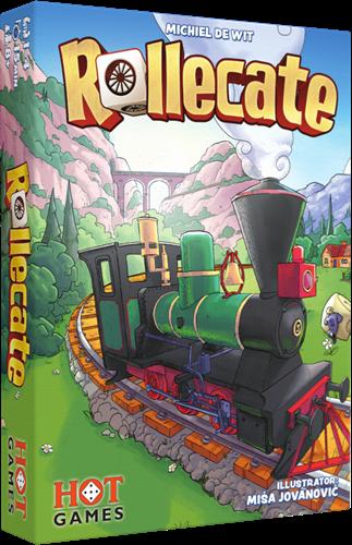 Rollecate - Kaartspel