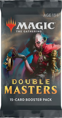 Magic The Gathering - Double Masters Boosterpack