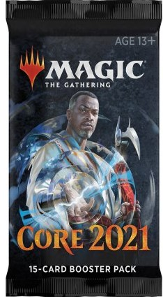 Magic the Gathering - Core 2021 Boosterpack