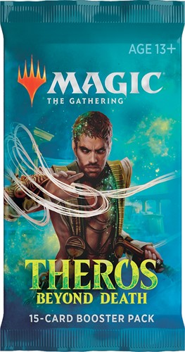 Magic The Gathering - Theros Beyond Death Boosterpack