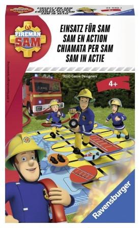 Brandweerman Sam - Sam in Actie