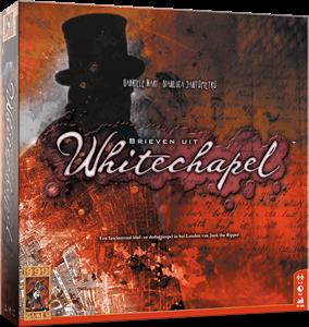 999 Games bordspel Brieven uit Whitechapel