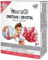 Mini Lab Kristallen (Rood)