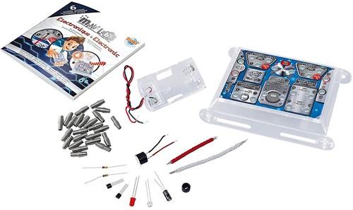 Mini Lab Electronica - 6 Experimenten