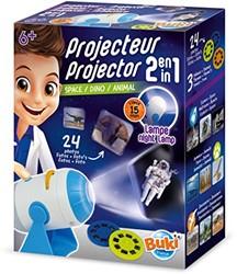 Buki - Projector 2 in 1