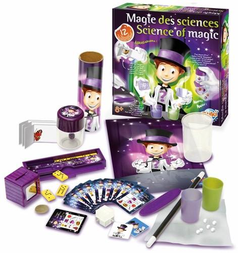 Buki - De Wetenschap van Magie-3