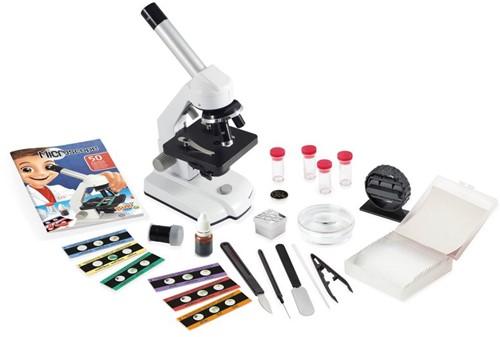 Buki - Microscoop met 50 Experimenten
