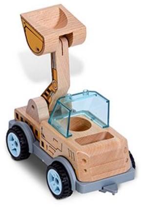 Construction Car - Bulldozer-1