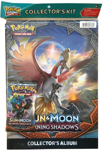 Pokemon - Sun and Moon Burning Shadows - Collector's Kit