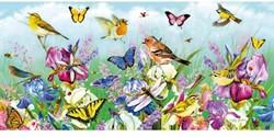 Butterflies and Blooms (636 stukjes)