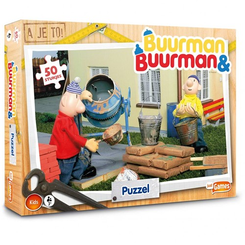 Buurman & Buurman - Puzzel (50 stukjes)