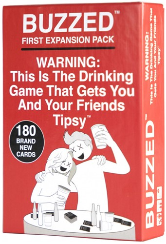 Buzzed - First Expansion