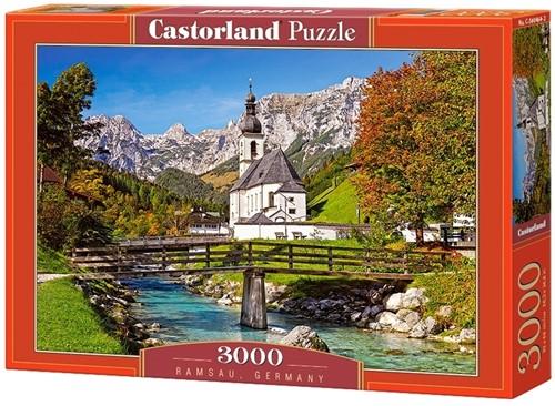Ramsau, Germany Puzzel (3000 stukjes)