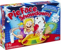 Pie Face - Showdown