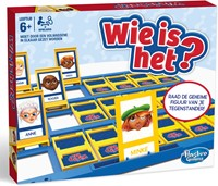 Wie is Het? - Kinderspel-1