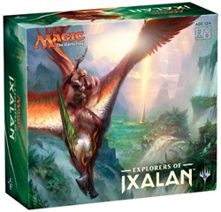 MTG - Explorers of Ixalan