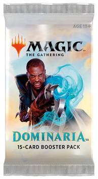 Magic The Gathering Dominaria Boosterpack-3