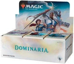 Magic The Gathering Dominaria Boosterbox