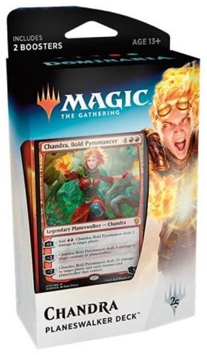 Magic The Gathering - Dominaria Planeswalker Deck - Chandra